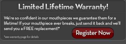 Register your mouthpiece